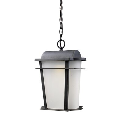 Elk Lighting Hampton Ridge 1 Light Outdoor LED Hanging Lantern