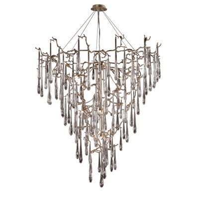 Veubronze 19 Light Chandelier