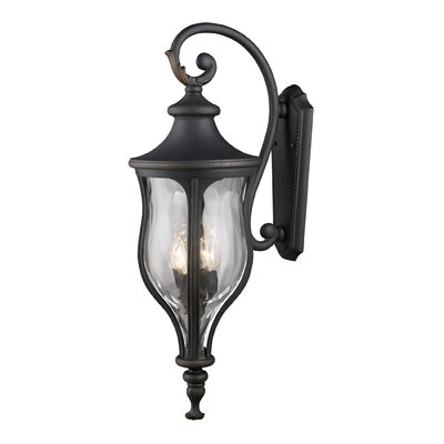 Elk Lighting Grand Aisle 4 Light Outdoor Wall Sconce