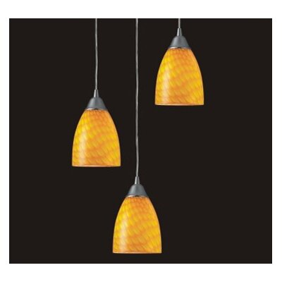 Elk Lighting Arco Baleno 3 Light Pendant