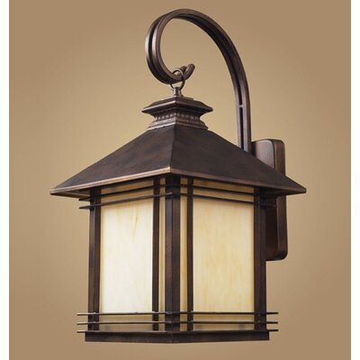 Elk Lighting Blackwell 1 Light Outdoor Wall Lantern