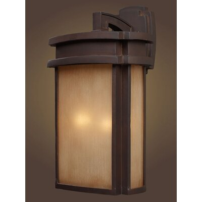 Elk Lighting Sedona 2 Light Outdoor Wall Lantern