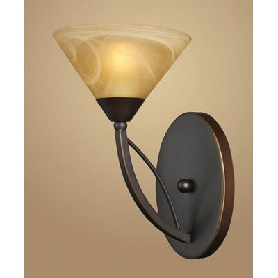 Elk Lighting Elysburg 1 Light Wall Sconce