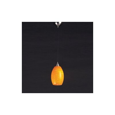 Elk Lighting Mulinello 1 Light Mini Pendant