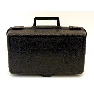 Platt Blow Molded Case in Black: 8 x 13.5 x 5.5