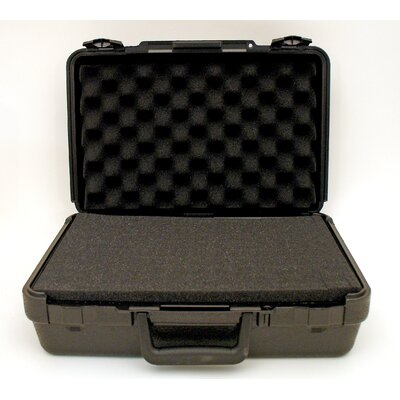 Platt Blow Molded Case in Black: 10 x 15 x 5.5