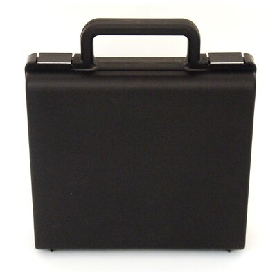 Platt Slick Medium Utility Case in Black