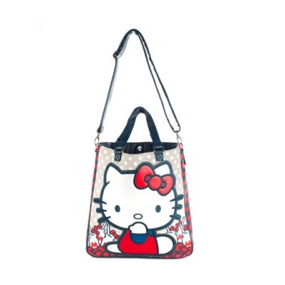 Milk Bottles and Bows Tote