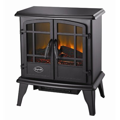 Comfort Glow Keystone 1,500 Watt Foot Electric Stove