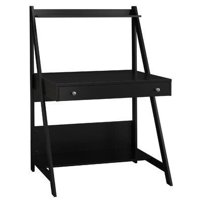 Bush Industries My Space Easy Alamosa Ladder Writing Desk