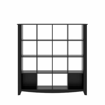 Bush Industries Aero 16-Cube Bookcase/Room Divider
