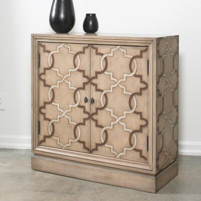Hooker Furniture Melange Ogee-Patterned Chest
