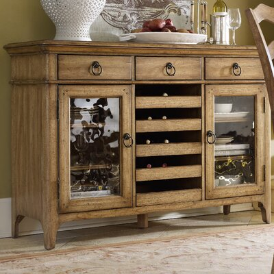 Chic Coterie Server Sideboard