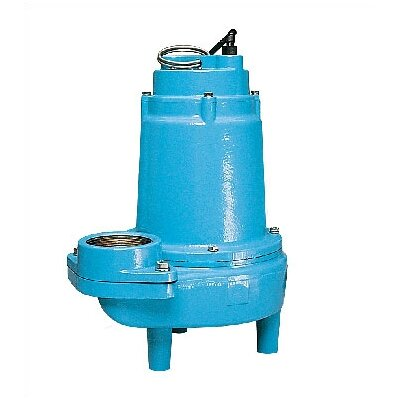 1 HP Dominator Submersible Sewage Ejector Pumps