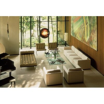 Knoll ® Pfister 4 Piece Lounge Seating