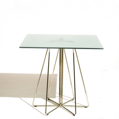 Knoll ® PaperClip  Medium Square Café Table