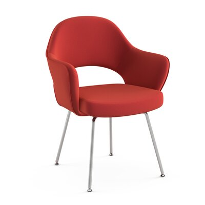 Knoll ® Saarinen Executive Armchair with Tubular Leg