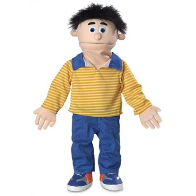 "Silly Puppets 30"" Bobby Professional Puppet with Removable Legs in Peach"