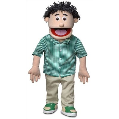 "Silly Puppets 30"" Kenny Professional Puppet with Removable Legs"