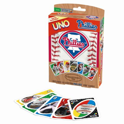 Fundex Games MLB UNO Card Game