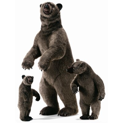 Hansa Toys Yogi and BoBo Bear Stuffed Animal Set