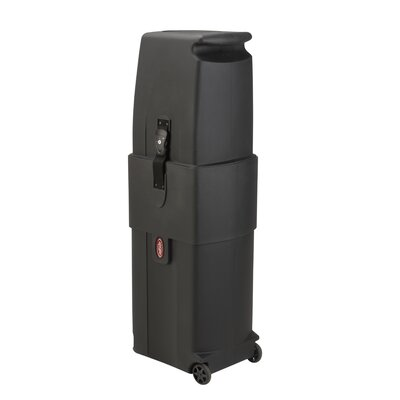 Rail-Pack Utility Case in Black: 50