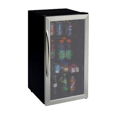 Avanti Products 3.1 Cu. Ft Beverage Cooler