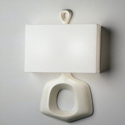Robert Abbey Jonathan Adler 2 Light Wall Sconce
