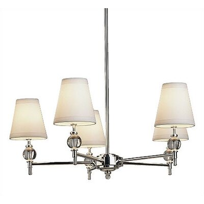 Muses Thalia 5 Light Chandelier