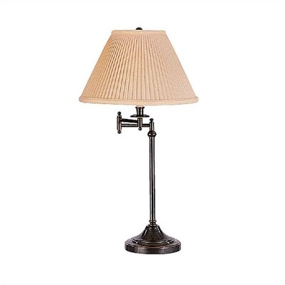 Robert Abbey Kinetic Swing Arm Table Lamp