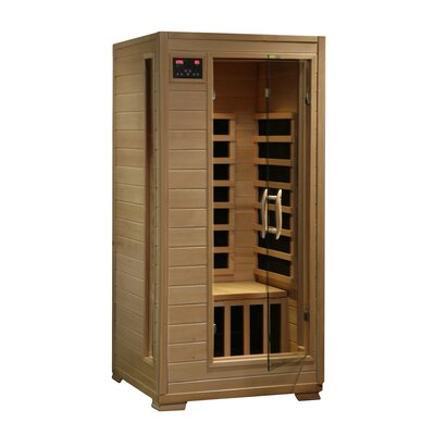 1-Person Carbon Infrared Sauna