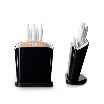 Trendy 5 Piece Knife Block Set