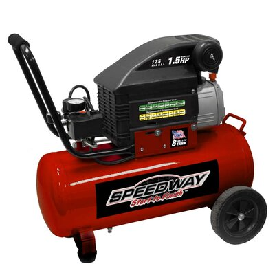 Speedway 8 Gallon Air Compressor