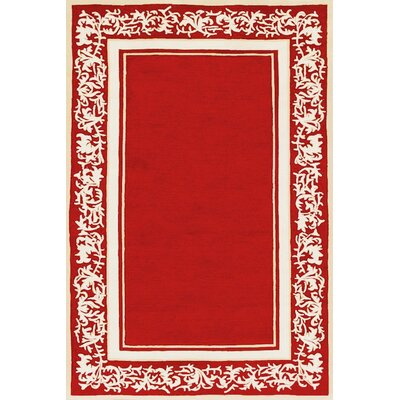 Duracord Outdoor Rugs Sawgrass Mills Grace Red Rug