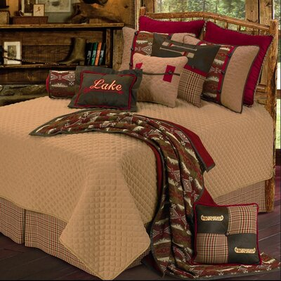 HiEnd Accents Tahoe Bedding Collection