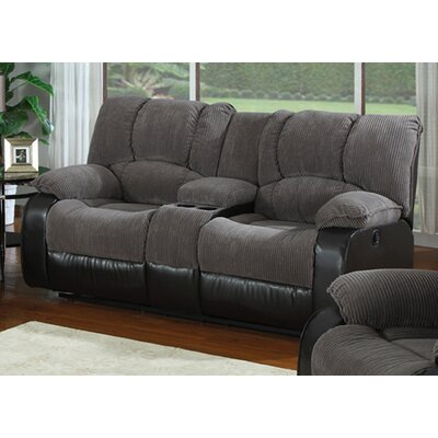 AC Pacific Jagger Sofa and Loveseat Set