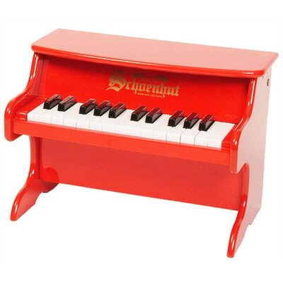 Schoenhut My First Piano II in Red