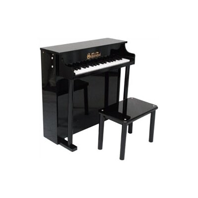 Schoenhut Traditional Deluxe Spinet Piano in Black
