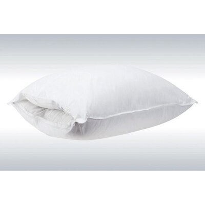 DownTown Company Removable Interchangeable Core Pillow in White