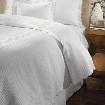 DownTown Company Tara Matelasse Coverlet Collection