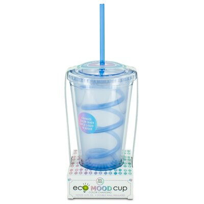 Smart Planet 16 oz. ECO Color Changing Mood Cold Cup