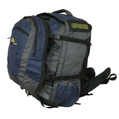 "Guerrilla Packs 22"" Airporter Carry-On Backpack / Duffel Hybrid with Detachable Daypack"