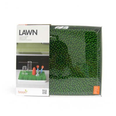 Boon Lawn Countertop Drying Rack in Spring