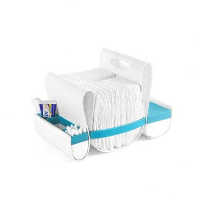 Boon Loop Diaper Caddy in Blue