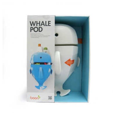 Boon Whale Pod Bath Storage