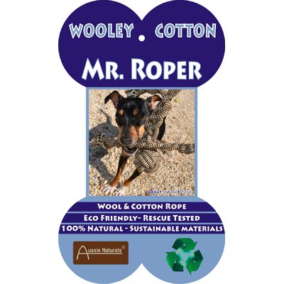 ABO Gear Mr Roper Dog Tug Toy