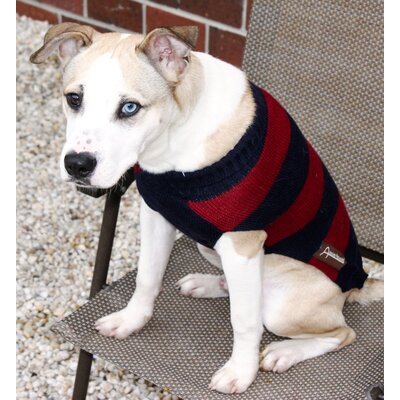 ABO Gear Rugby Dog Sweater