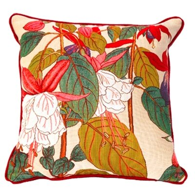 Jules Pansu French Tapestry Cotton Pillow