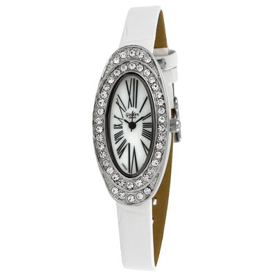 Golden Classic Women's Spring Fling Watch in White