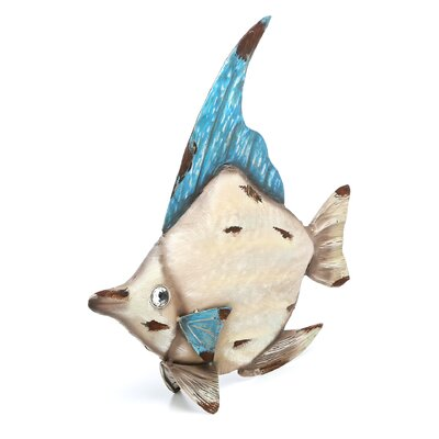 Firefly Home Collection Fish Sculpture